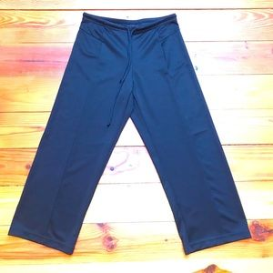 🌸5/$30🌸 Black Drawstring Lounge Pants, EUC, M